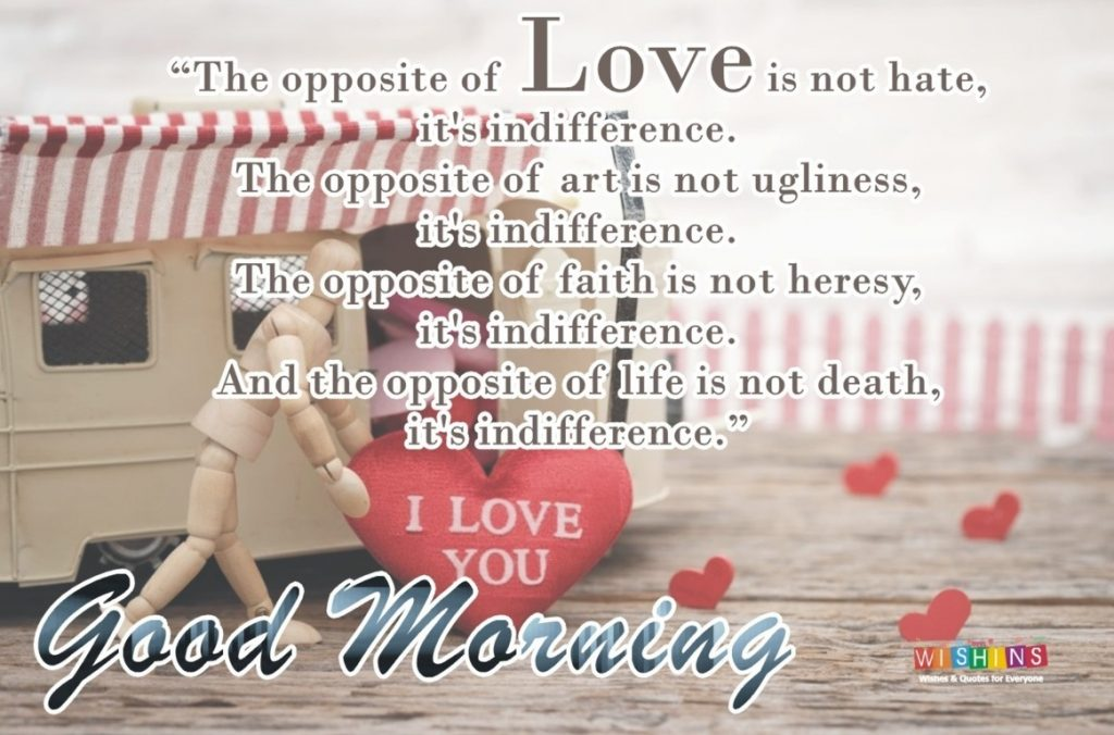 good morning quotes love images