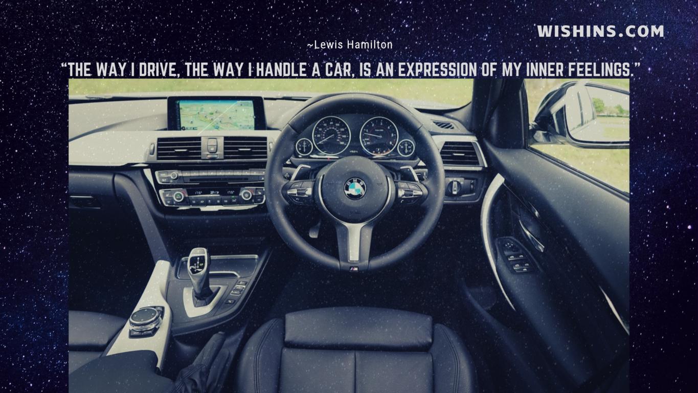 cool car quotes